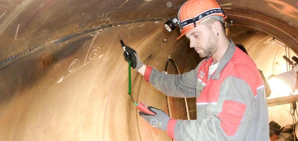 Kremsmueller welding competence, mobile