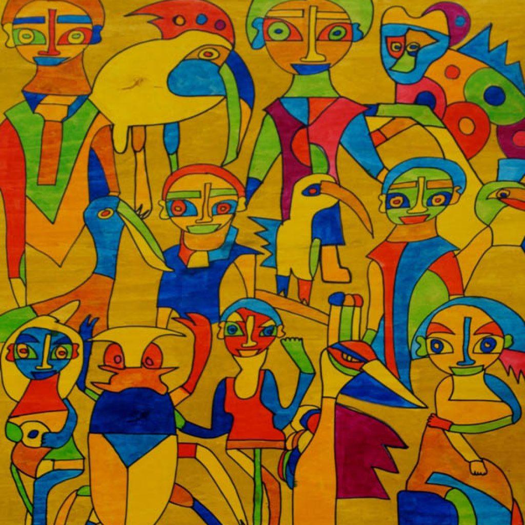 We are the world 05 | Julia Rakuschan