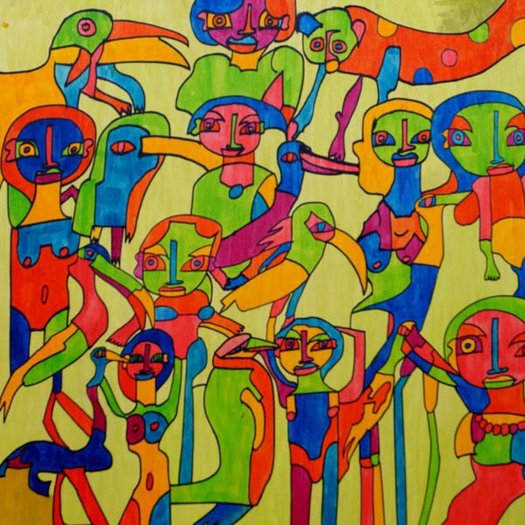 We are the world 06 | Julia Rakuschan