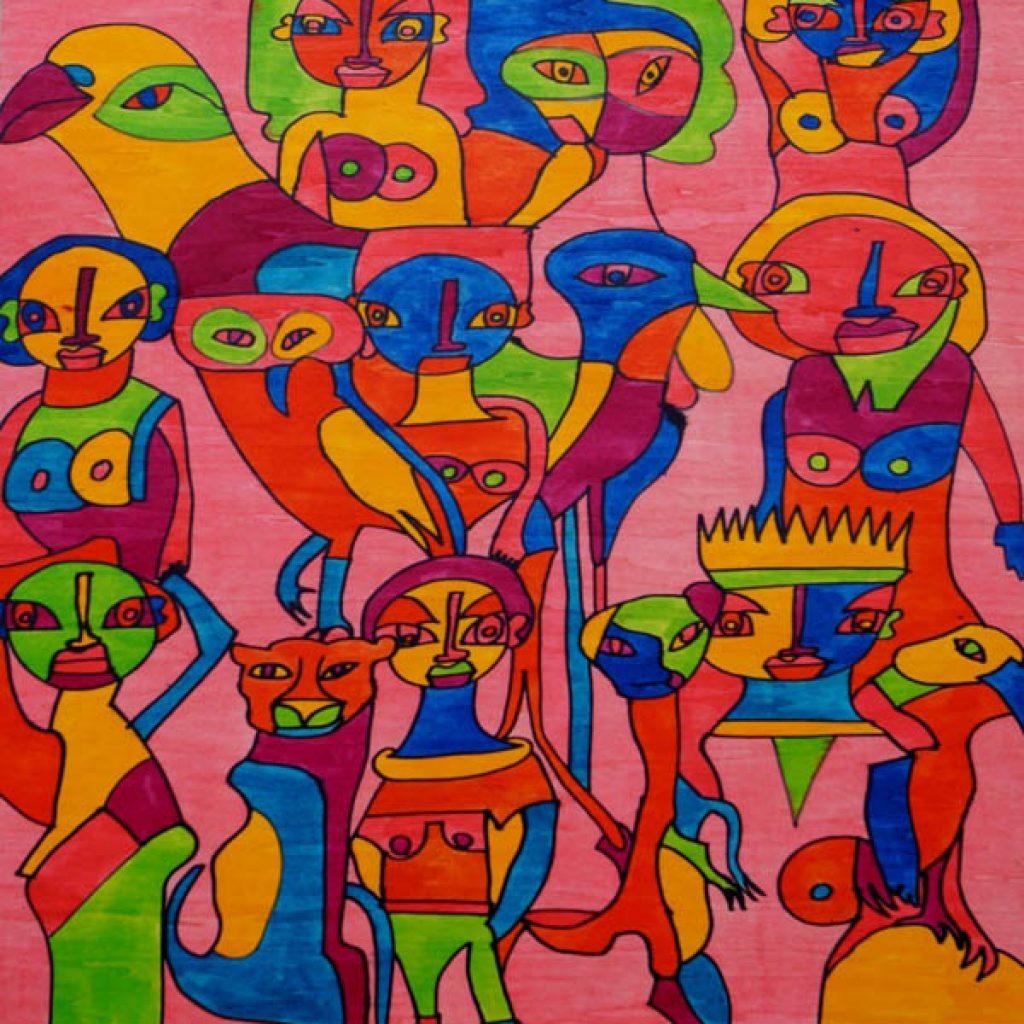 We are the world 04 | Julia Rakuschan