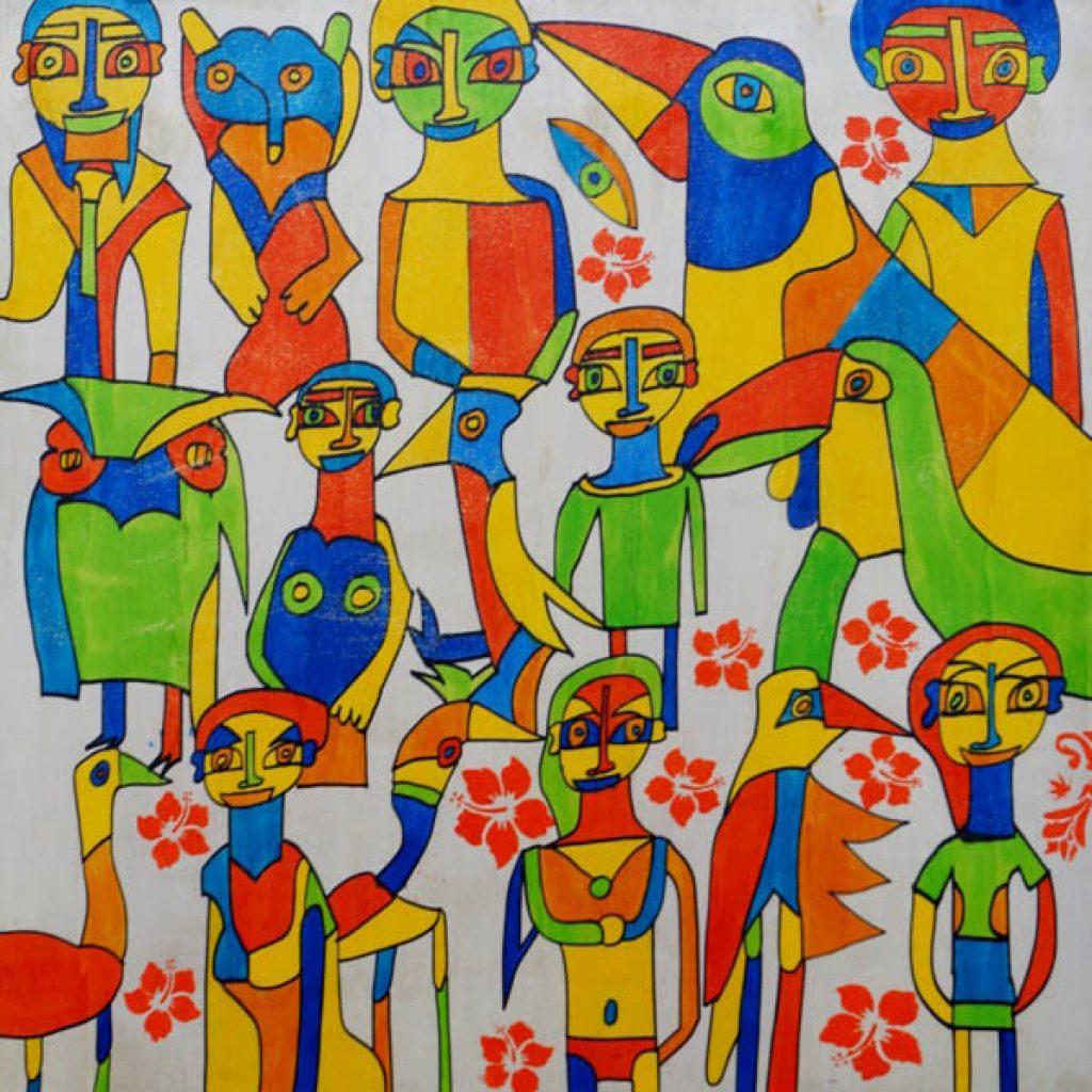 We are the world 02 | Julia Rakuschan