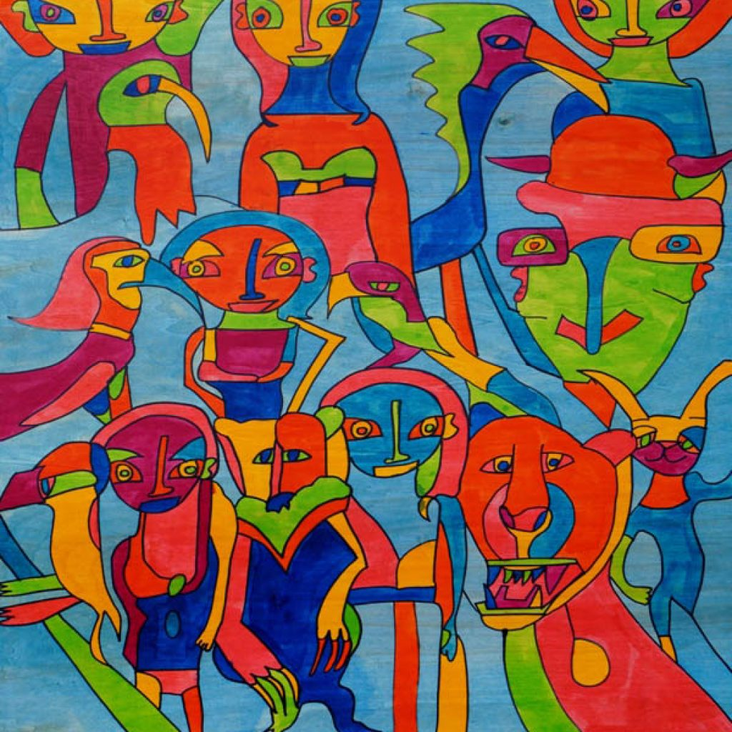 We are the world 01 | Julia Rakuschan